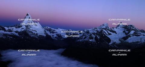 AAC-F-008873-0000 - Matterhorn (Cervino) from Rothorn, Zermatt, Vallese; Switzerland; Europa
