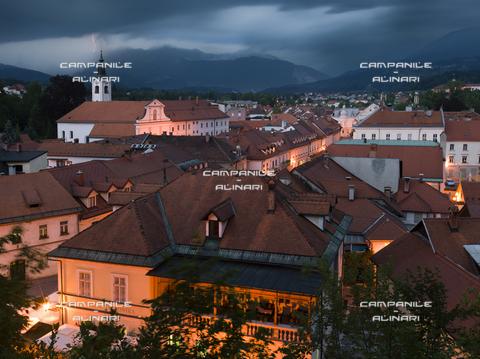 AAC-F-009397-0000 - Kamnik centro storico, Gorenjska, Slovenia, Europe