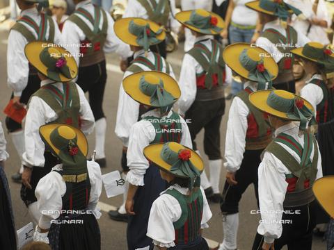 AAC-F-009400-0000 - V Fassa 1547 Canazei Gran Festa da d'Istà