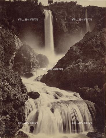 AAM-F-005164-0000 - La cascata delle Marmore a Terni