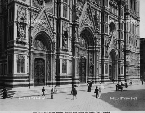 ACA-F-001957-0000 - Faà§ade, Cathedral of Santa Maria del Fiore, Florence