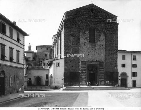 ACA-F-002062-0000 - Santa Maria del Carmine in Florence