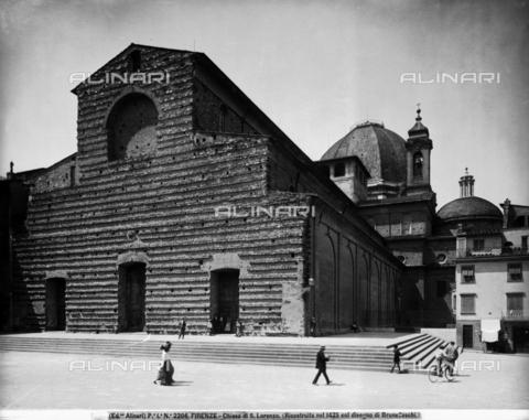 ACA-F-002206-0000 - Basilica of San Lorenzo, Florence