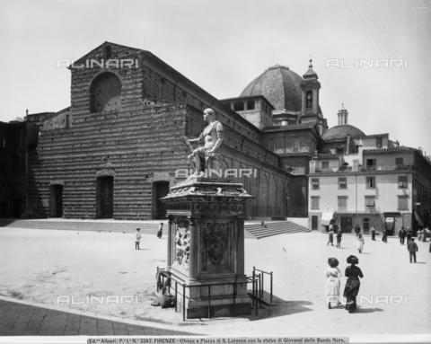 ACA-F-002207-0000 - Basilica of San Lorenzo, Florence
