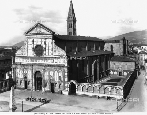 ACA-F-002268-0000 - Church of Santa Maria Novella, Florence