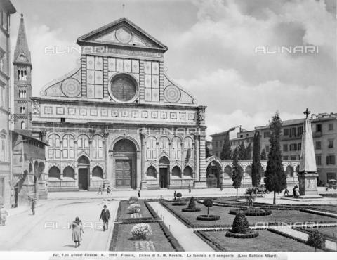 ACA-F-002269-0000 - Church of Santa Maria Novella, Florence