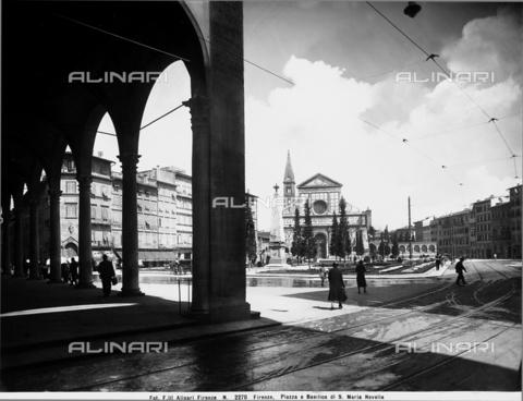 ACA-F-002270-0000 - Church of Santa Maria Novella, Florence