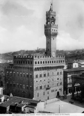 ACA-F-003026-0000 - Palazzo Vecchio, formerly Palazzo della Signoria, Florence