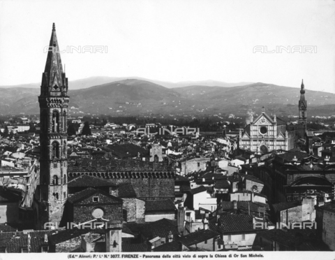 ACA-F-003077-0000 - Bell tower, Badia Fiorentina, Florence
