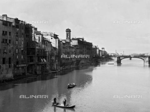 ACA-F-003113-0000 - Ponte Santa Trinita, Florence