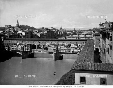 ACA-F-003118-0000 - Ponte Vecchio, Firenze