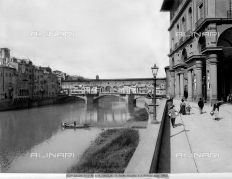 ACA-F-003119-0000 - Ponte Vecchio, Florence