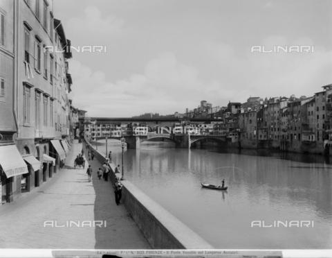 ACA-F-003122-0000 - Ponte Vecchio, Florence