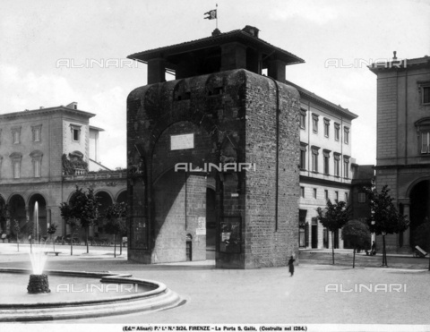 ACA-F-003124-0000 - Porta San Gallo, Firenze