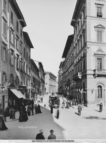 ACA-F-003213-0000 - Via de'Martelli in Florence
