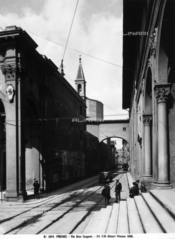 ACA-F-003214-0000 - Via Capponi in Florence