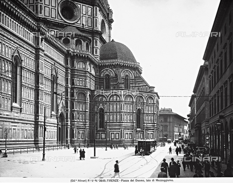 ACA-F-003649-0000 - Cathedral of Santa Maria del Fiore, Florence