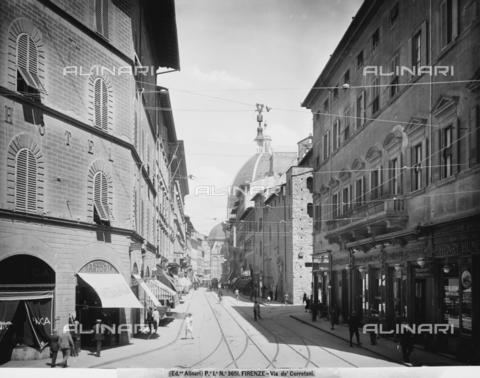 ACA-F-003651-0000 - Via de' Cerretani in Florence