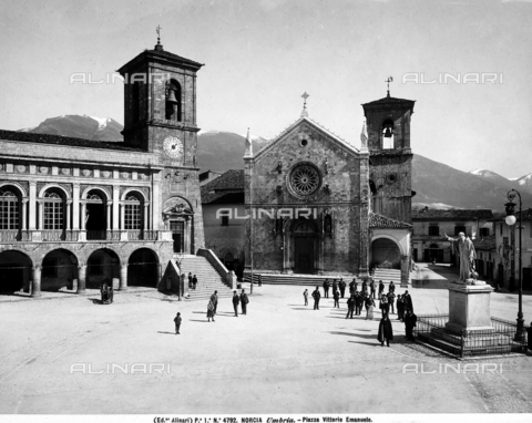 ACA-F-004792-0000 - City Hall, Norcia