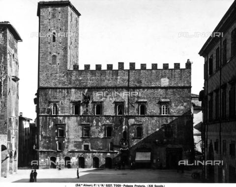 ACA-F-005227-0000 - Palazzo dei Priori, Todi
