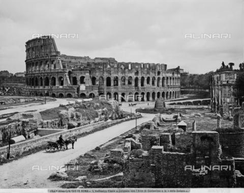 ACA-F-005816-0000 - Flavian Amphitheatre or Colosseum, Rome