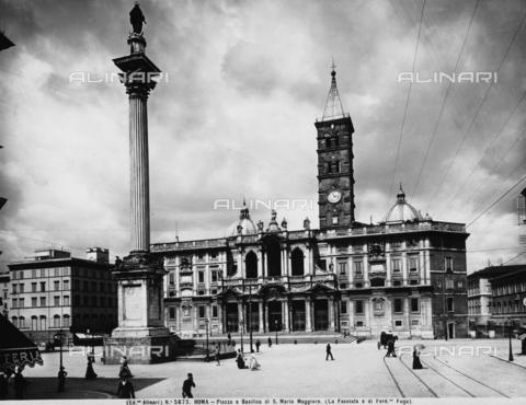 ACA-F-005873-0000 - Basilica of Santa Maria Maggiore, Rome