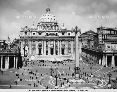 ACA-F-005898-0000 - Saint Peter's Basilica, Vatican City