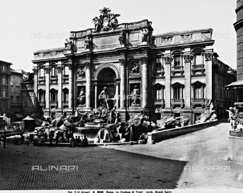 ACA-F-006240-0000 - Trevi Fountain, Piazza di Trevi, Rome