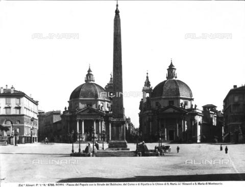 ACA-F-006705-0000 - Piazza del Popolo, Rome