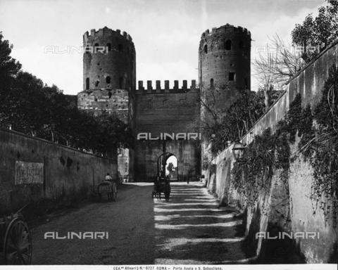 ACA-F-006727-0000 - Porta San Sebastiano, Rome