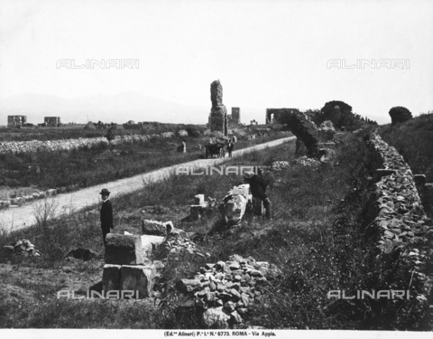 ACA-F-006773-0000 - Via Appia Antica in Rome