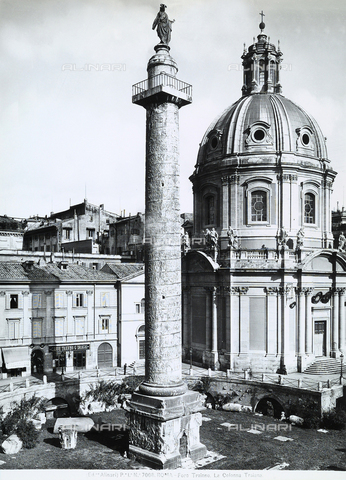 ACA-F-007008-0000 - Trajan's Column, The Forum of Trajan, Rome