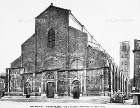ACA-F-010592-0000 - Basilica di San Petronio, Bologna