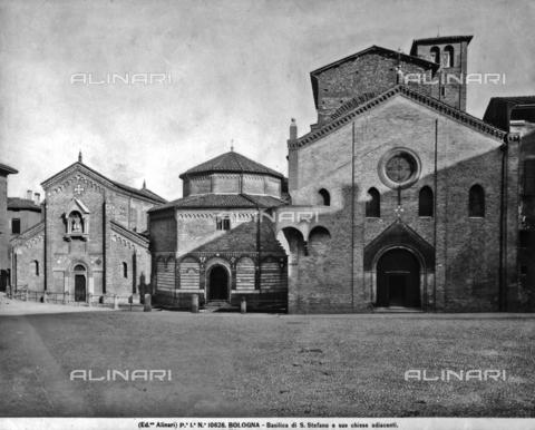 ACA-F-010626-0000 - Complex of S. Sefano, Bologna