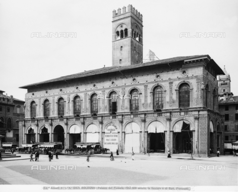 ACA-F-010671-0000 - Palazzo del Podestà , Bologna