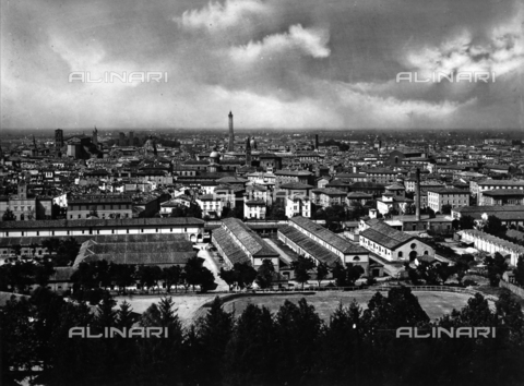 ACA-F-010676-0000 - Panorama of the city of Bologna