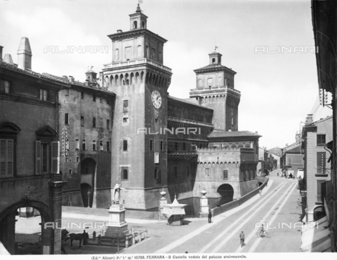 ACA-F-010788-0000 - Castello Estense, Ferrara