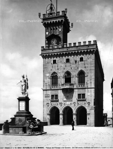 ACA-F-010927-0000 - Palazzo del Governo, San Marino