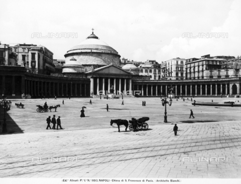 ACA-F-011013-0000 - Church of San Francesco di Paola, Naples
