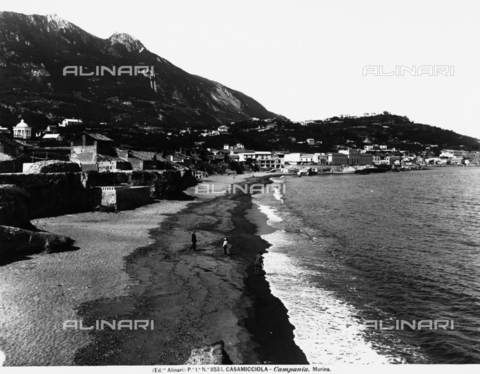 ACA-F-011534-0000 - Coastline of Casamicciola at Ischia