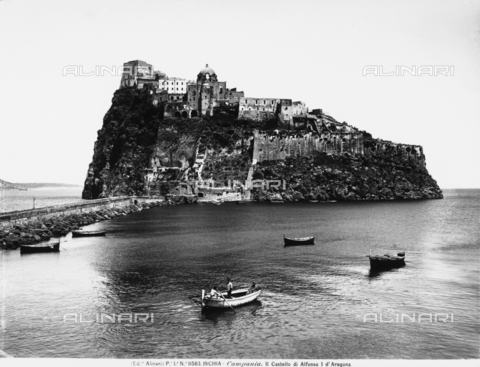 ACA-F-011563-0000 - The Castle of Ischia