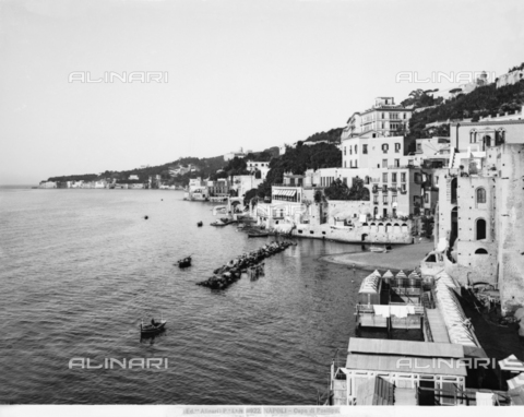 ACA-F-011922-0000 - Panorama of Posillipo, Naples