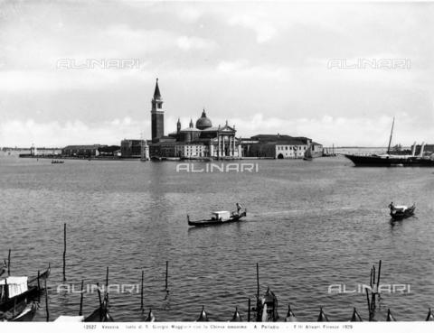 ACA-F-012527-0000 - The island of San Giorgio Maggiore in Venice