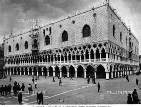 ACA-F-012573-0000 - Palazzo Ducale (Doge's Palace), Venice