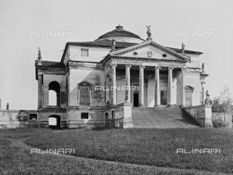 ACA-F-012801-0000 - Villa Almerico-Capra, known as the Rotonda, by Andrea Palladio and Vincenzo Scamozzi, Vicenza