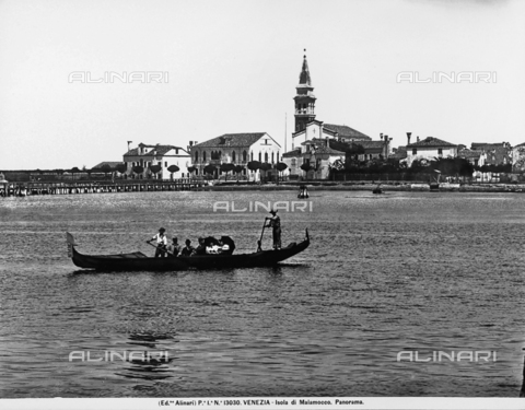 ACA-F-013030-0000 - The isle of Malamocco, Venice