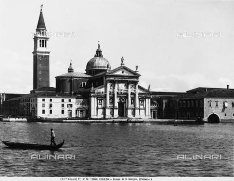 ACA-F-013069-0000 - Church of San Giorgio Maggiore, Venice