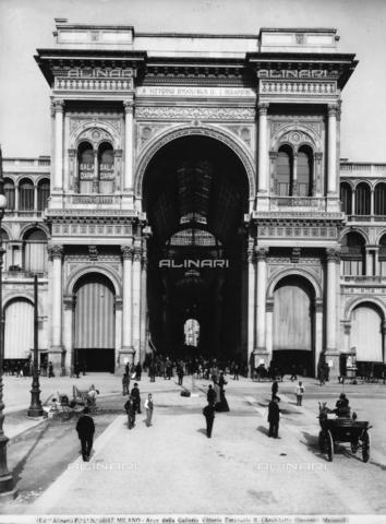 ACA-F-014147-0000 - Galleria Vittorio Emmanuele II, Milan