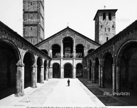 ACA-F-014150-0000 - Basilica of Sant'Ambrogio, Milan