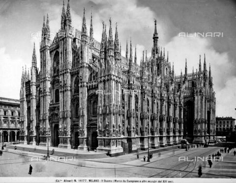 ACA-F-014177-0000 - Cathedral, Milan